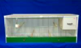 JH Single Breeding Cages - Budgie, Parakeets, lovebirds 71x40x40 (16P127)